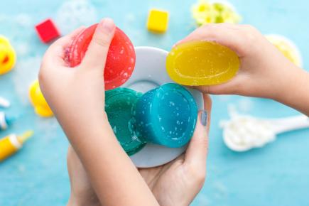 Jelly sapun