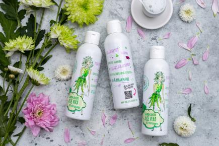 Šampon za kosu Aloe vera