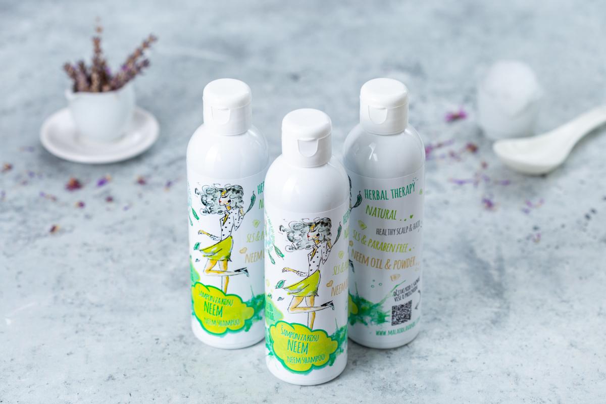 Šampon za kosu Neem