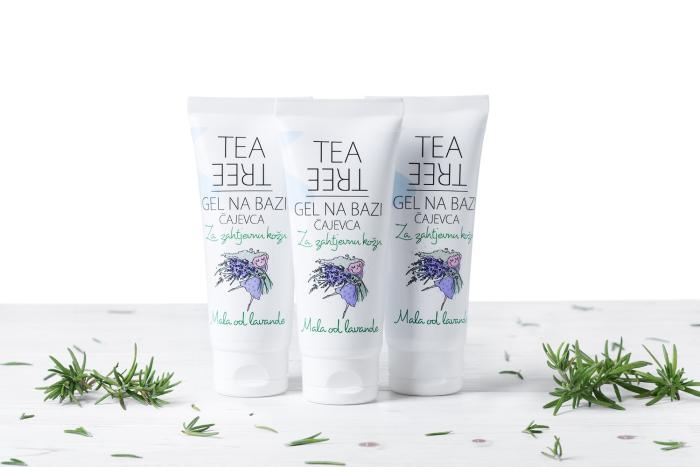 Krema zeleni čaj